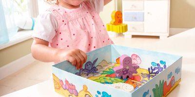 Die besten Angelspiele für Kinder aus Holz und mit Magneten