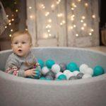 Bällebad für Kinder: Die besten Bällepools für Zuhause
