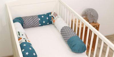 Das weiche Schmusetuch für Babys zum Greifen und Spielen