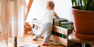 Wie fördere ich mein Baby in der Entwicklung von Motorik und Intelligenz