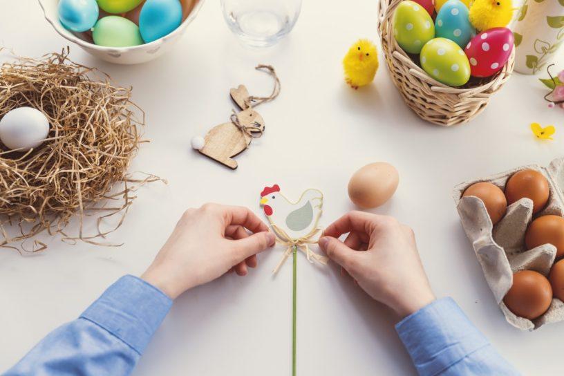 Was ist Ostern? Kindern den Osterhasen und das Osterfest erklären