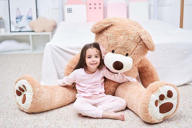 Die besten Riesenteddys: XXL Teddybär in allen Größen
