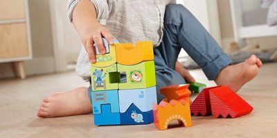 Die besten Stapeltürme für Babys und Kinder von Haba bis Fisher-Price