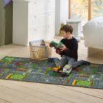 Straßenteppiche für Kinder: Der beste Kinderteppich zum Spielen
