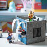Die Toniebox: tragbarer Lautsprecher für Kinder und Jugendliche