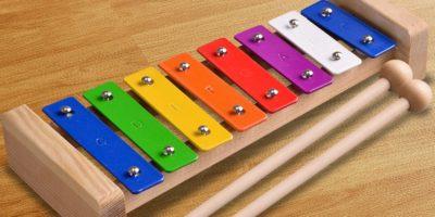 Xylophon für Kinder: Modelle für unterschiedliche Altersstufen