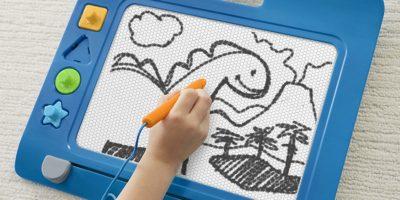 Die besten Maltafeln für Kinder: Von der Magnettafel bis zur Zaubertafel